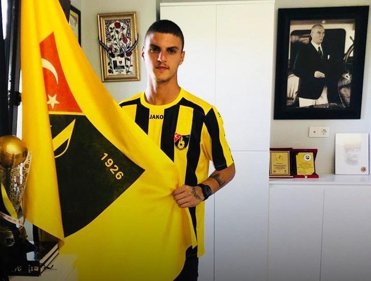 İstanbulspor Halil Yiğit Yitmez'i kadrosuna kattı