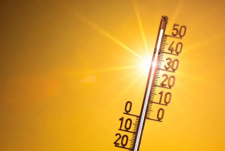 Meteoroloji'den 6 il için sıcaklık uyarısı