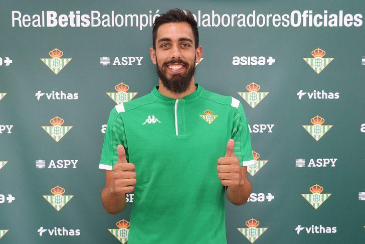 Borja Iglesias | Espanyol > Real Betis | BONSERVİS BEDELİ: 28 milyon euro