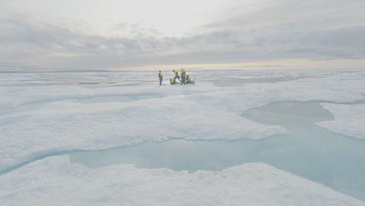 Plastik Atıklar Kuzey Kutbu'nun En Uzak Noktalarına Kadar Yayıldı