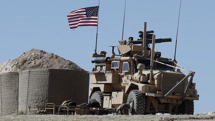 Pentagon: ABD birliklerine top atışı yapıldı