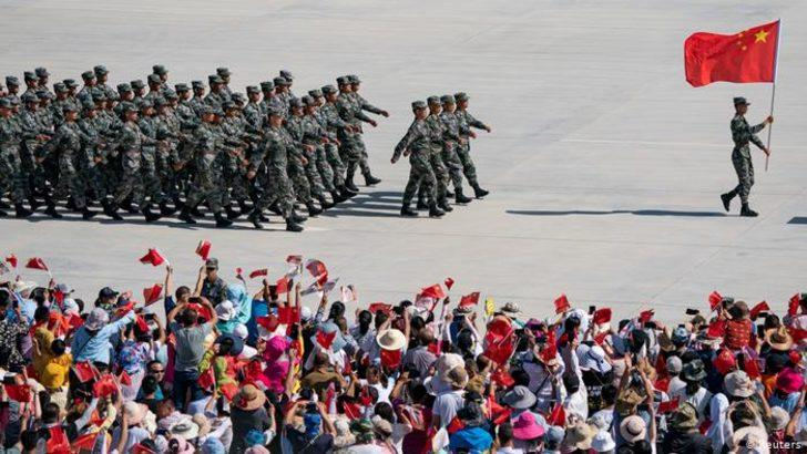 Hong Kong'da askeri müdahale endişesi