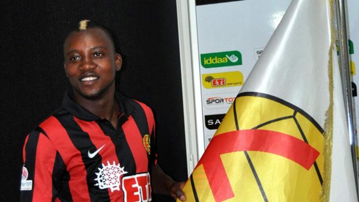 Sissoko yeniden Eskişehirspor'da