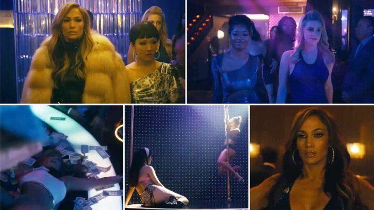 """Jennifer Lopez'li """"Hustlers ile ilgili görsel sonucu"""