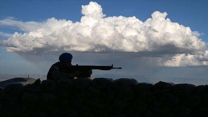 Son dakika: Dağlıca'da üs bölgesine saldırı!