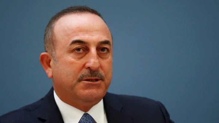 Çavuşoğlu: 'ABD'nin Oyalama Taktiği Geçerli Olmayacak'