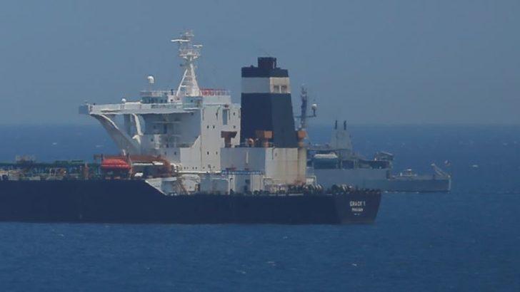 Amerika İran Tankerine El Koyulmasını İstiyor