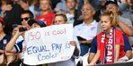 ABD'li kadın futbolcuların eşitlik mücadelesi