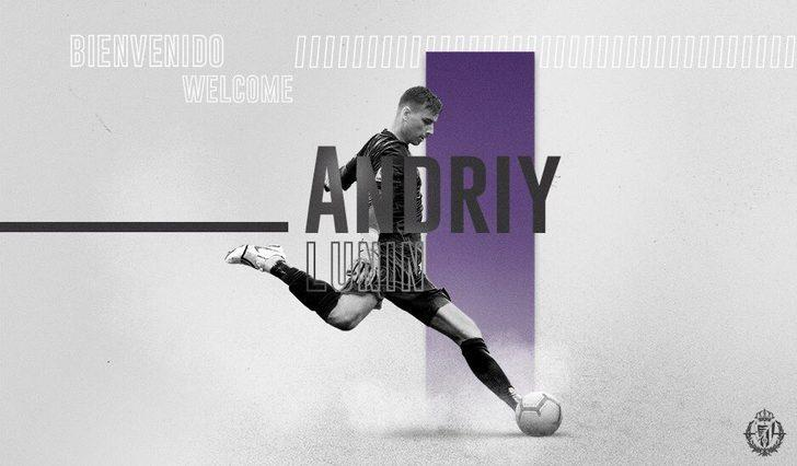 Andrii Lunin - Real Madrid > Real Valladolid (Kiralık)