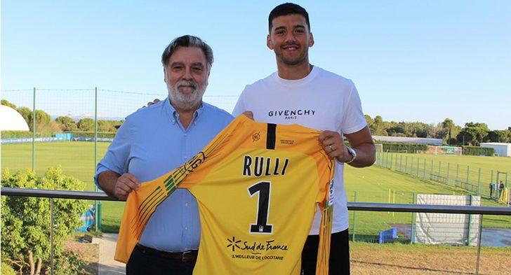Geronimo Rulli - Real Sociedad > Montpellier (Kiralık)