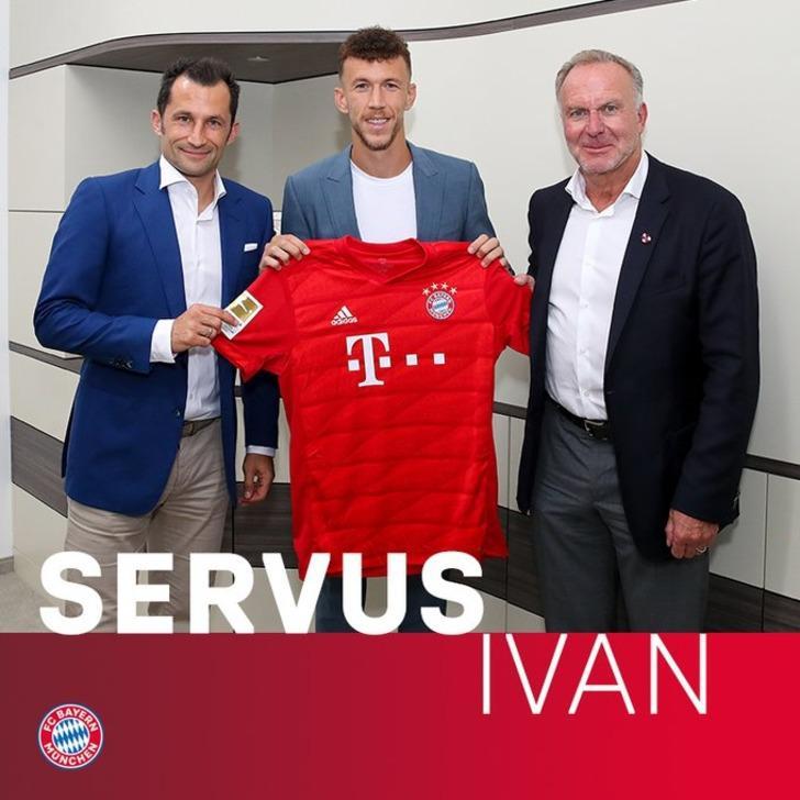 Ivan Perisic - Inter > Bayern Münih (Kiralık)
