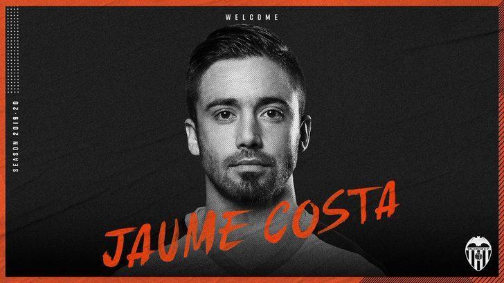 Jaume Costa - Villarreal > Valencia (Kiralık)