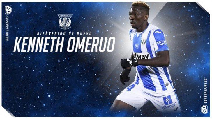 Kenneth Omeruo - Chelsea > Leganes | BONSERVİS BEDELİ: 5 milyon Euro