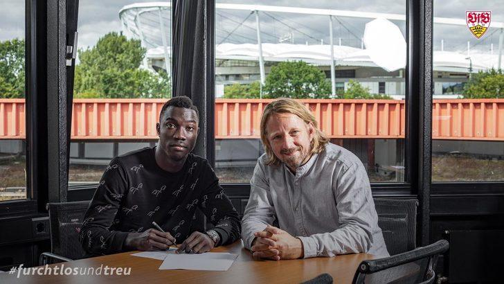 Silas Wamangituka - Paris FC > Stuttgart | BONSERVİS BEDELİ: 8 milyon Euro