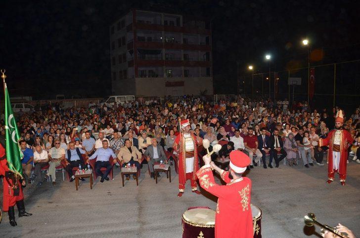 Balaban'da 'Buluşma Günü' etkinliğine yoğun ilgi