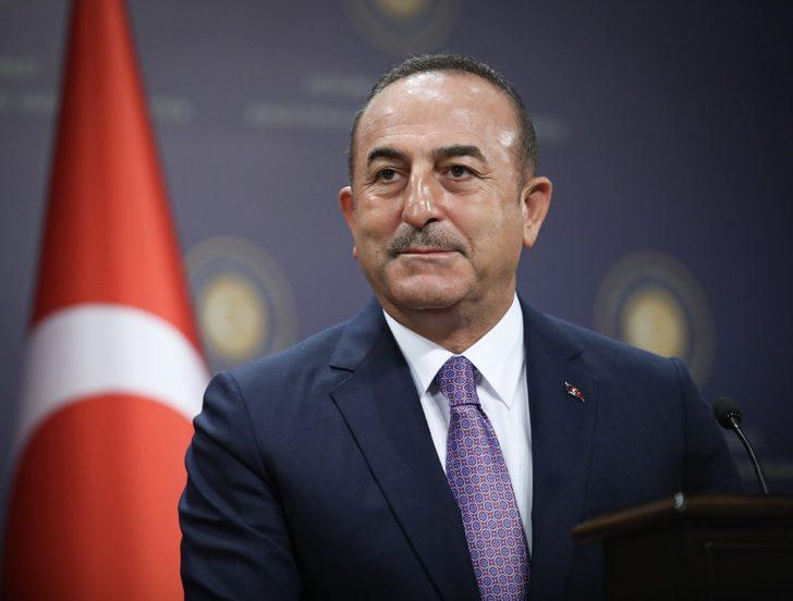 Çavuşoğlu: YPG ve PKK'lılar bölgeden çıkarılmalı (2)