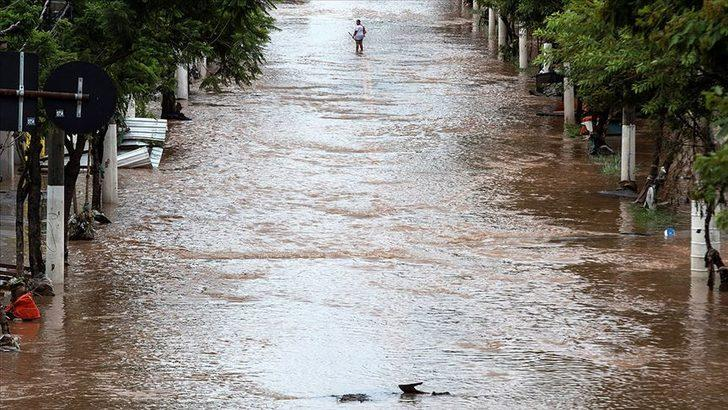 Sudan'da aşırı yağışlar 46 can aldı