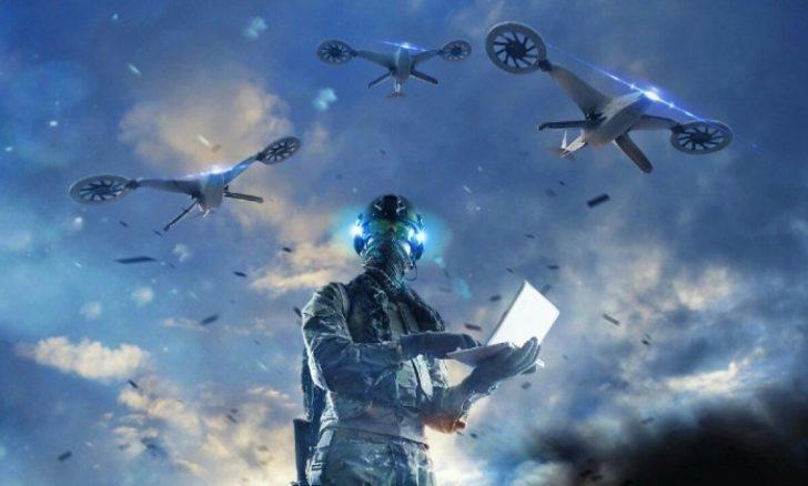 DARPA yepyeni bir drone teknolojisi üzerine çalışıyor