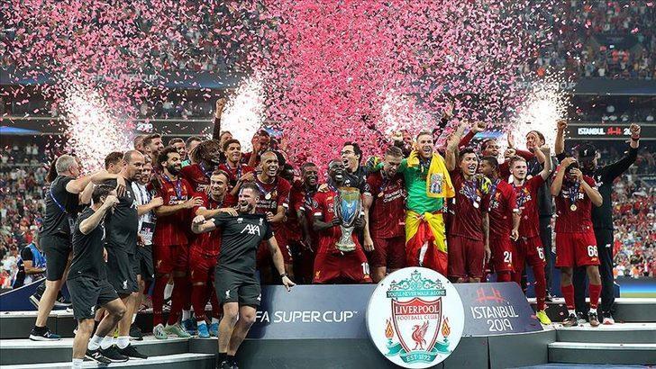 Süper Kupa finalini dünya izledi, İstanbul kazandı! Dev rakam