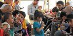 Çeşme'de 47 göçmen yakalandı