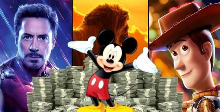 Toy Story 4 filminin gişe hasılatı 1 milyar dolar sınırını aştı
