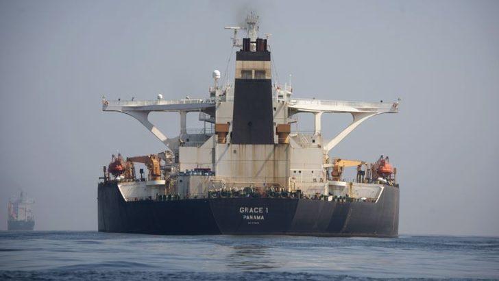 Alıkonulan İran Petrol Tankeri Bugün Cebelitarık'tan Ayrılabilir