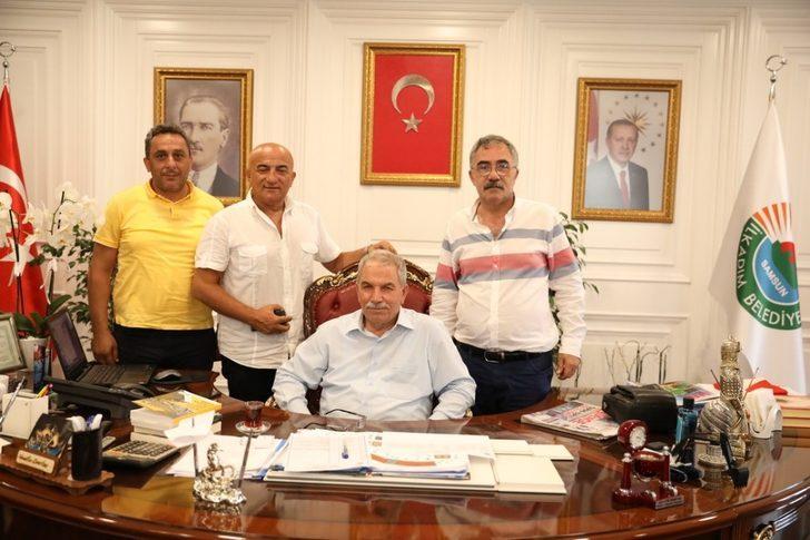 """Başkan Demirtaş: """"Ortak akıl olgusu hizmet için önemli bir etken"""""""