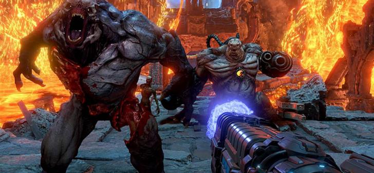 DOOM Eternal - Çok Oyunculu Battlemode'dan Yeni Video Geldi!