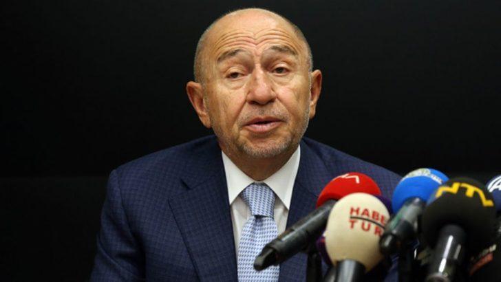 Nihat Özdemir: Atatürk Olimpiyat Stadı'nı yenileyeceğiz