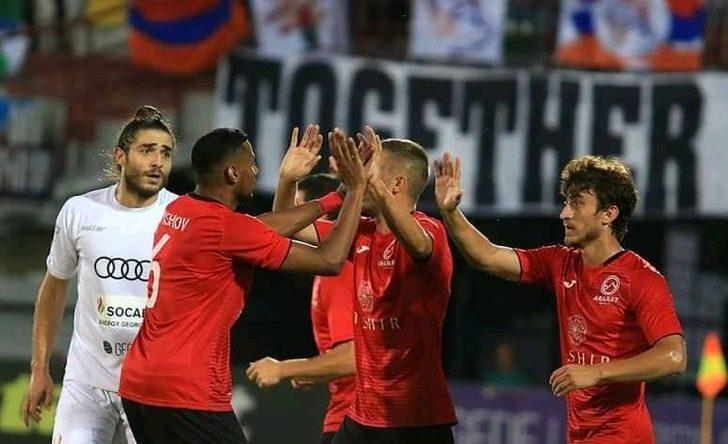 UEFA Avrupa Ligi'ndeki Saburtalo - Ararat maçında şike yapıldığı iddia edildi!
