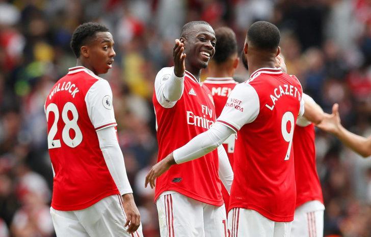 Arsenal 2 - 1 Burnley