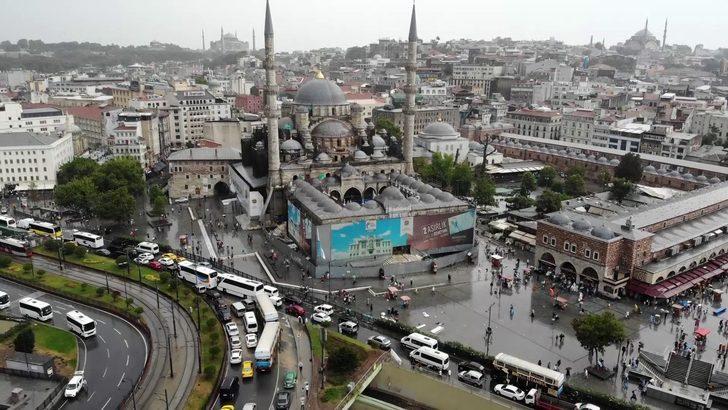 İBB Başkanı Ekrem İmamoğlu'ndan şiddetli yağış açıklaması