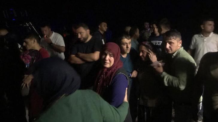 Bartın'da araç baraja uçtu: 5 kişiden 4'ünün cansız bedenleri bulundu
