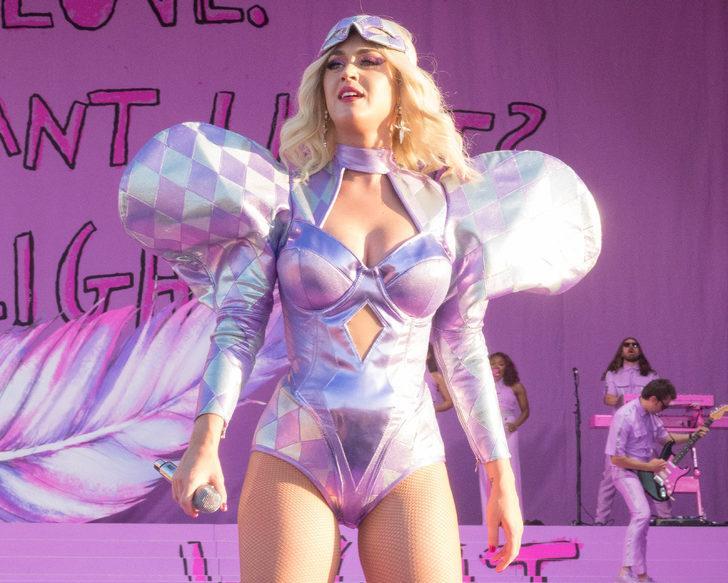 Katy Perry'ye ikinci taciz suçlaması