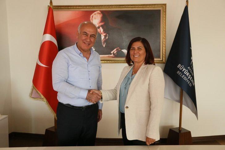 Otomobil firmasına çağrı yapan Çerçioğlu'na Başkan Tuncel'den destek