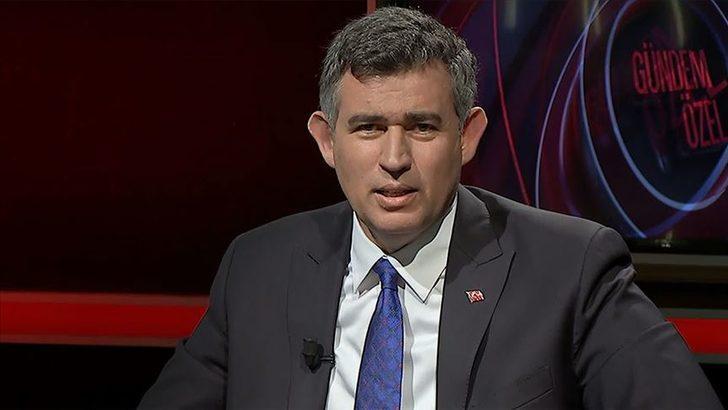 Metin Feyzioğlu'ndan 'adli yıl açılışı' açıklaması