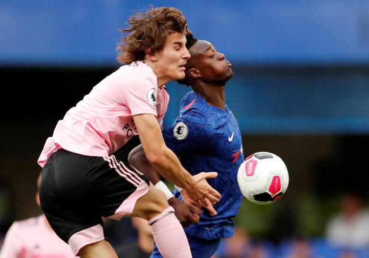Chelsea 1 - 1 Leicester City (Premier Lig)