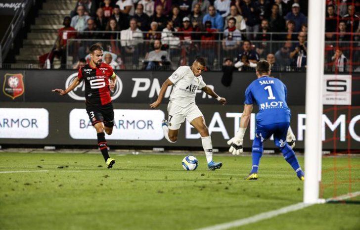 Rennes 2 - 1 PSG