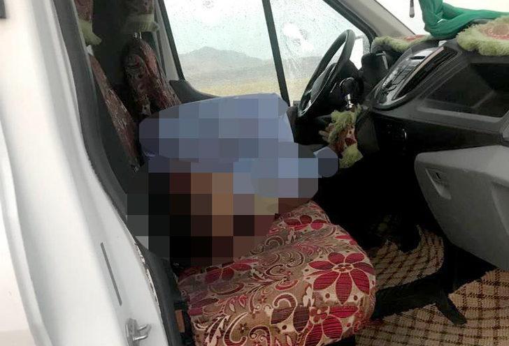 Köy korucusu, aracında öldürülmüş halde bulundu