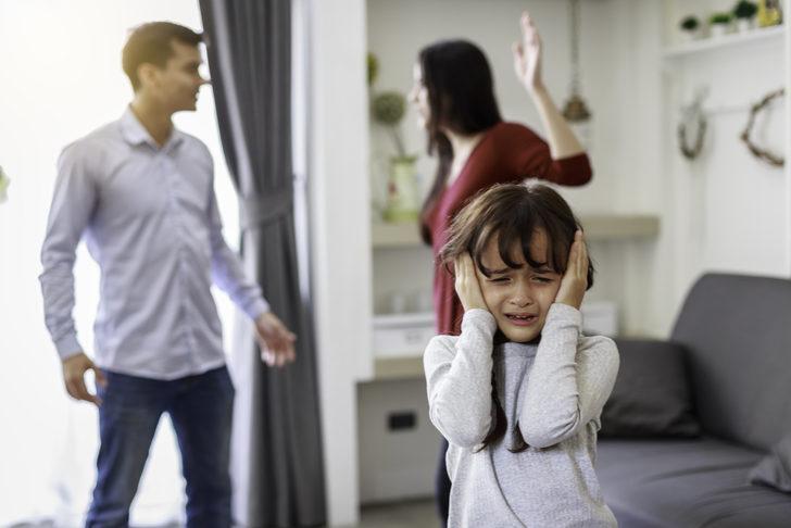 Kopuk evliliği 'çocuk var' diye sürdürmek zarar veriyor