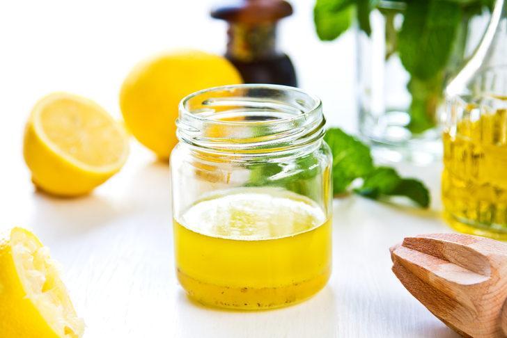 Her sabah zeytinyağı ve limon suyu içmeniz için 4 önemli neden