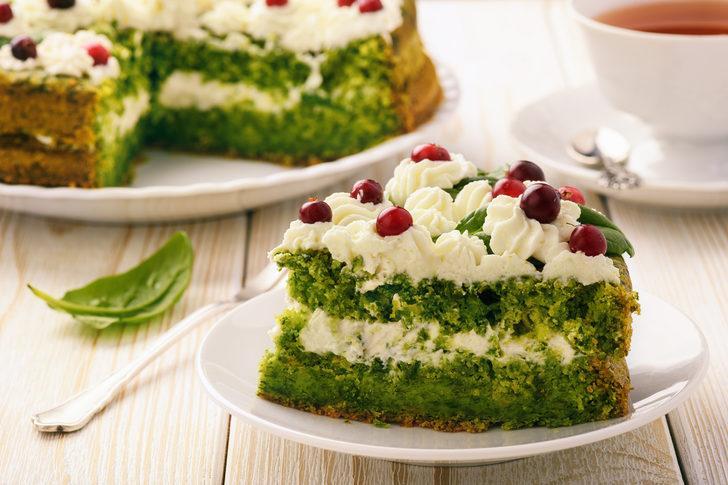 Günün tarifi: Ispanaklı mini pasta