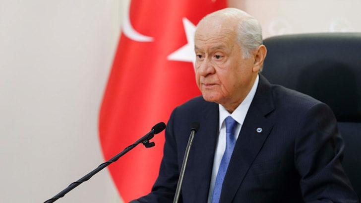 Devlet Bahçeli'den Diyabakır, Van ve Mardin'deki görevden almalarla ilgili açıklama