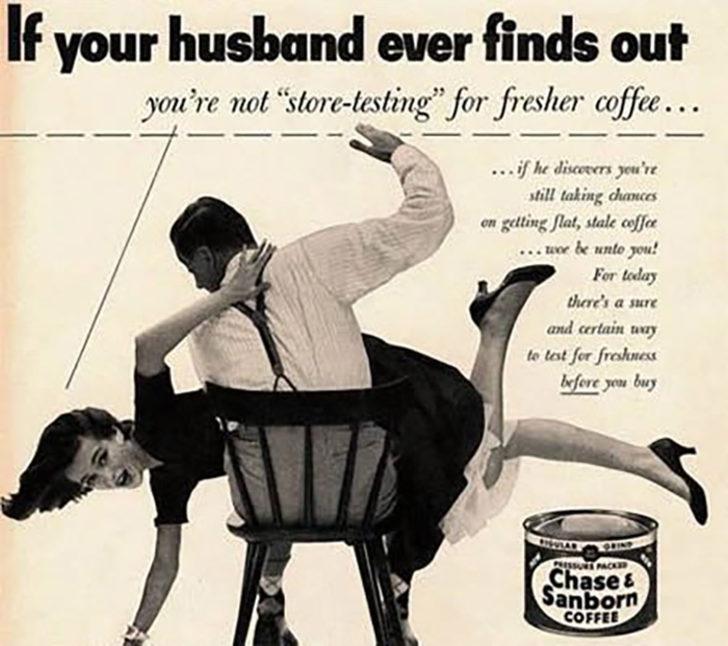 Bunlar nasıl yayınlanmış diyeceğiniz kadını aşağılayan reklam afişleri!
