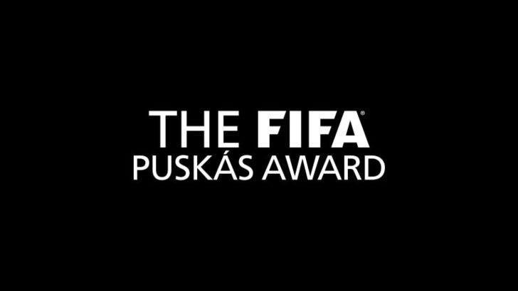 FIFA Puskas Ödülü'nün 10 kişilik aday listesi belli oldu