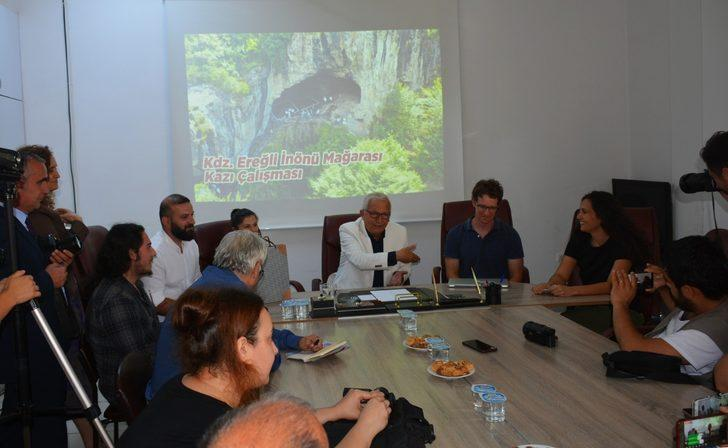 Yer: Zonguldak! Tam 2 bin yıllık: Leopar, vaşak, vahşi kediler
