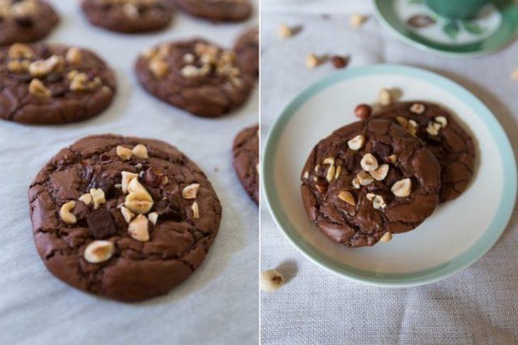 Sadece 15 dakikada hazırlayacağınız 10 kurabiye tarifi