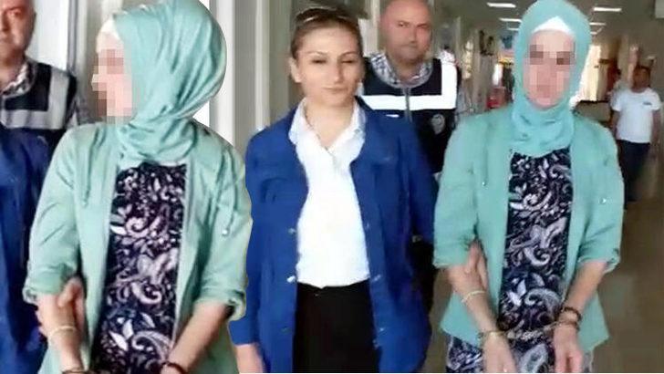 Erzurum'da hamile gibi davranan kadının üzerinden uyuşturucu çıktı