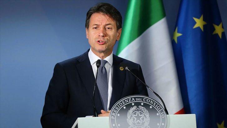İtalya Başbakanı Giuseppe Conte'den istifa açıklaması