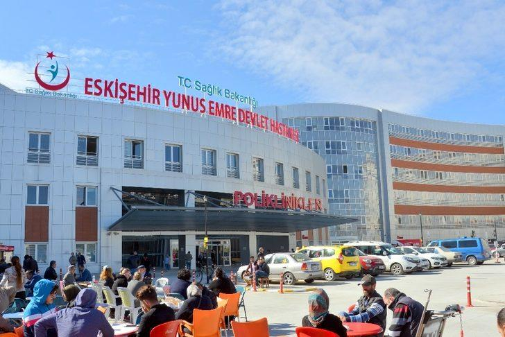 İl Müdürlüğü'nden Eskişehir Yunus Emre Devlet Hastanesi ile ilgili açıklama